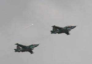 В Азербайджане потерпел крушение военный самолет