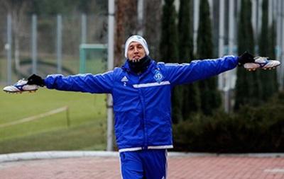 Защитник Динамо согласен поменять паспорт и выступать за сборную Украины