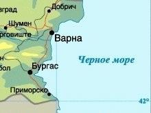 Два моряка с затонувшего сухогруза Толстой доплыли до побережья Болгарии (обновлено)