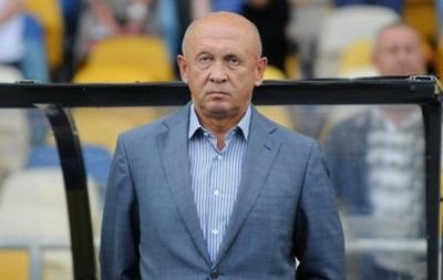 Тренер Ильичевца: В клубе все изменилось, и далеко не в лучшую сторону