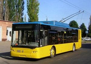Кабмин потратит 141 млн грн на строительство троллейбусной линии Киев - Бровары