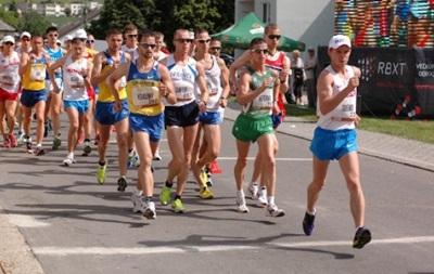 У Украины забрали право провести Кубок Европы по спортивной ходьбе