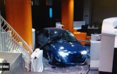 Разорившийся испанец попытался взорвать офис правящей партии