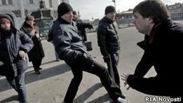 Третья участница Pussy Riot арестована до апреля