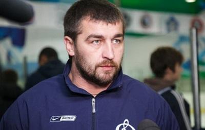 Украинский тренер возглавил белорусский хоккейный клуб