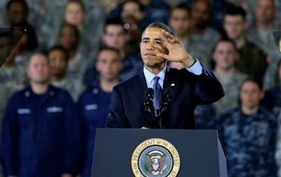 Обама объявил США мировым лидером