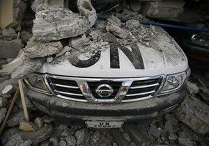 Землетрясение на Гаити: Совбез ООН собирается на внеочередное заседание