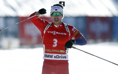 Норвежец Свендсен блестяще выиграл гонку преследования в Поклюке