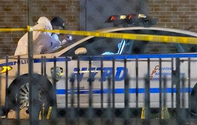 Полицейских в Нью-Йорке застрелил афроамериканец