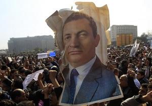 В рамках нового дела Хосни Мубараку продлили арест