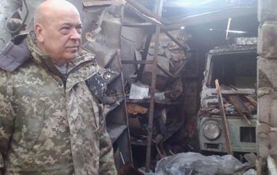 Никакого реального перемирия на Луганщине нет - Москаль