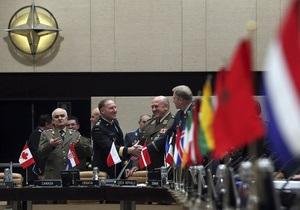 Начальники генштабов РФ и стран НАТО одобрили рамочный договор о военном сотрудничестве