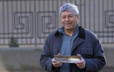 Мирча Луческу признан лучшим тренером Румынии — 2014