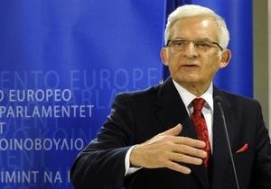 Ежи Бузек: и Украина, и ЕС наделали ошибок