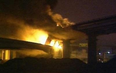 Диверсии в Мариуполе: подорван мост и убит охранник