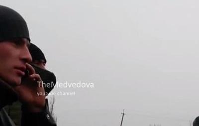 Пишем рапорта. Обнародовано видео с собирающимися  уволиться  сепаратистами