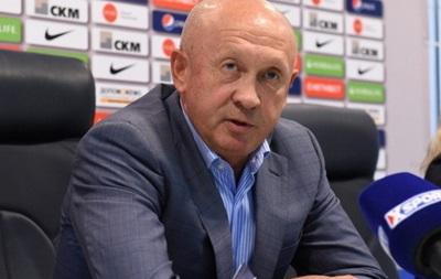 Тренер Ильичевца: Наша команда по возрасту является самой молодой в Премьер-лиге
