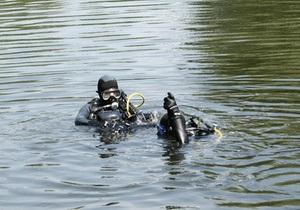 В Харьковской области обнаружили тела троих человек, сорвавшихся на машине в реку