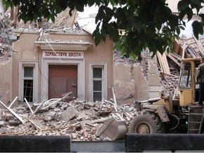 В Москве прокуратура закрыла школу, где ремонт не делали 105 лет
