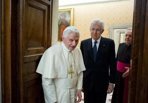 Папа Римский внес изменения в церемониал начала нового понтификата
