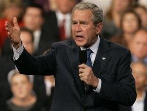 Буш призвал Мугабе уйти в отставку