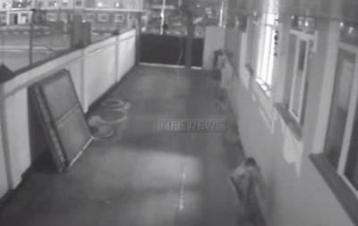 Обнародовано видео ликвидации боевиков в Грозном