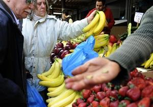 Новости Британии - Британские власти посоветовали экономить на еде
