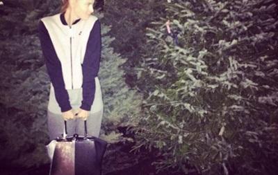 Шарапова показала свою рождественскую елку и запасы праздничных вин