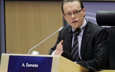 Литовец Шемета назначен бизнес-омбудсменом Украины