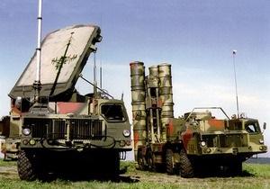 Россия поставила Сирии первую партию зенитно-ракетных комплексов С-300
