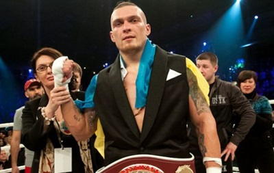 Канал ESPN назвал Усика и Хитрова восходящими звездами мира бокса