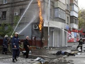 Днепрогаз назвал предварительную причину взрыва в Днепропетровске