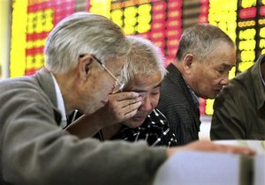 Китай и Гонконг обогнали площадки США по размерам IPO в 2011 году