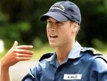 Принца Уильяма призывают служить в спецназе