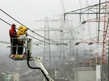 Украина сократила экспорт электроэнергии на треть
