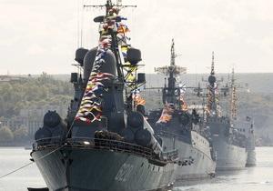 Черноморский флот РФ является крупнейшим налогоплательщиком Украины - вице-адмирал Королев