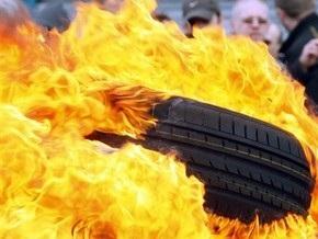 Днепродзержинский слесарь сжег себя в автомобиле из-за долгов перед банком