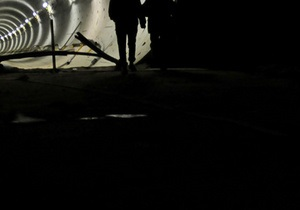 Анонимный звонок: Сегодня утром милиция искала в киевском метро взрывные устройства
