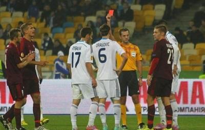 UEFA пересмотрит правило удаления игрока за фол  последней надежды
