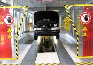 Один из крупнейших украинских автопроизводителей в семь раз увеличил выпуск легковых авто