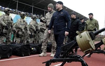 Кадыров: Чеченские добровольцы защитят Путина от Запада