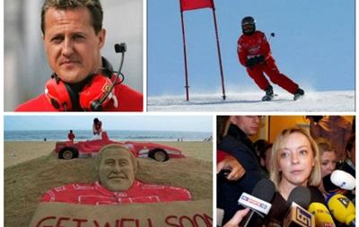 Год борьбы: Как Шумахер сражался за жизнь после страшной аварии