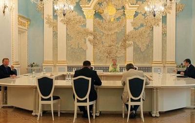 Штайнмайер призывает к продолжению переговоров по Украине