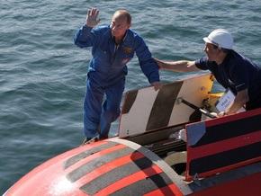 Перед началом поисков  золота Колчака  сломался глубоководный аппарат Мир
