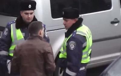 В Ровно неизвестный избил активиста на глазах у ГАИ