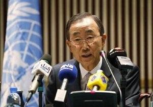 Генсек ООН считает, что Ирану необходимо выполнить требования резолюций СБ ООН