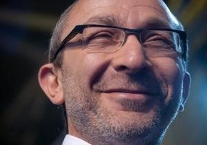 Кернес объявил себя мэром Харькова