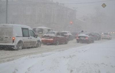 На трассе Одесса-Николаев замерз водитель
