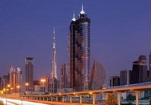 В Дубае открыли самый высокий отель в мире