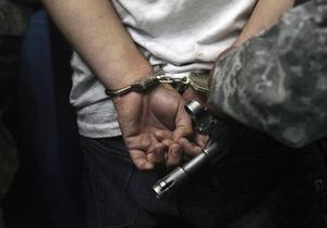 В Славянске после выборов арестовали конкурента сына Азарова